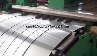 Automatic Steel Slitter Machine Carbon Steel With Scrap Rewind Device