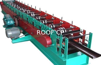 ประเทศจีน Hydraulic Punching And Cutting function of Steel C Purlin Roll Former Hydraulic Punching Machine ผู้ผลิต