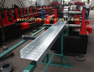 Best Custom Made C / Z Purlin Roll Forming Machine for sale