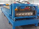 Best CE Roof Panel Roll Forming Machinery 18 Stations 5 Tons De - Coiler Single Chains