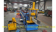 Best Professional Rainwater Seamless Gutter Machine High Speed Gutter Roll Forming Machine for sale